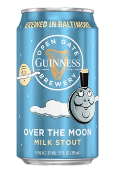 Guinness Over The Moon