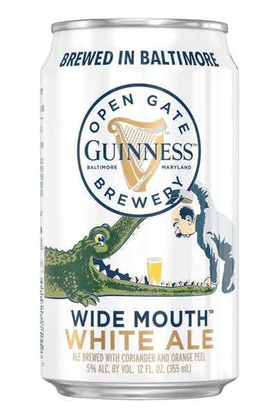 Guinness Wide Mouth White Ale