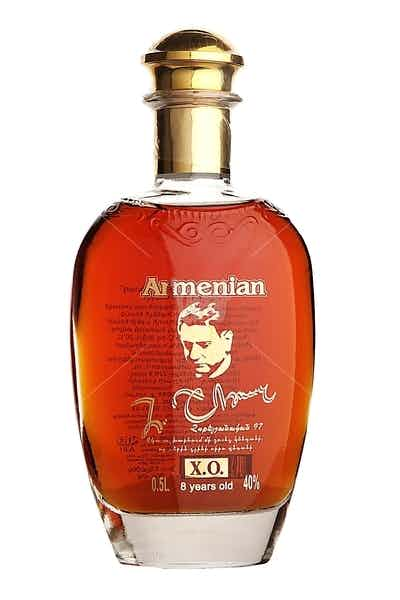 H. Shiraz XO 8 Year Armenian Brandy
