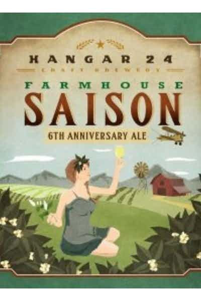 Hangar Farmhouse Saison 6th Anniversary