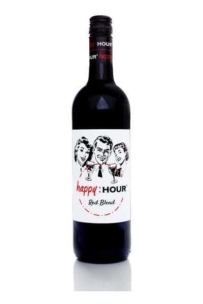 Happy Hour Red Blend