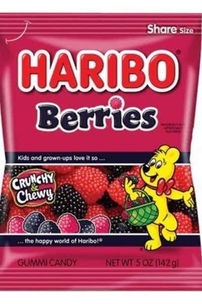 Haribo Berries Gummy Candy