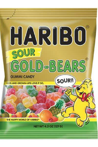 Haribo Sour Gold-Bears Gummi Candy