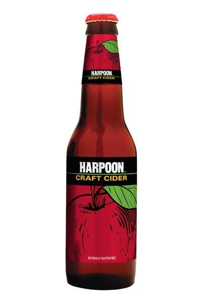 Harpoon Craft Cider