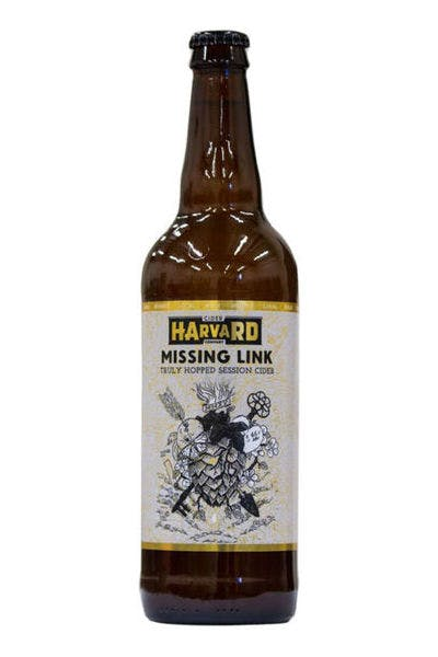 Harvard Missing Link Cider