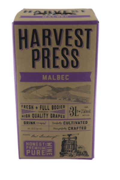 Harvest Press Malbec