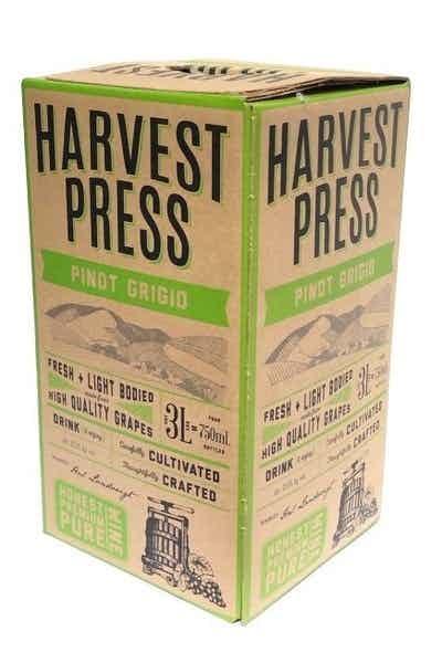 Harvest Press Pinot Grigio