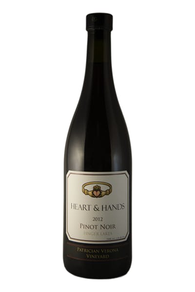 Heart & Hands Patrician Verona Vineyard Pinot Noir