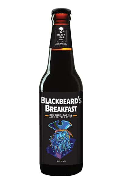 Heavy Seas Blackbeards Breakfast Porter