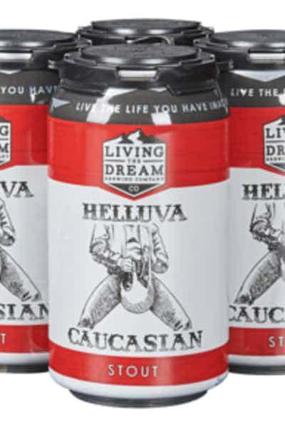 Helluva Caucasian Stout