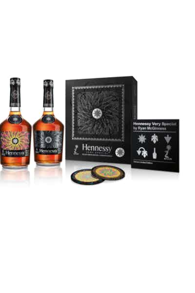 Hennessy V.S Limited Edition by Ryan McGinness Deluxe Pack