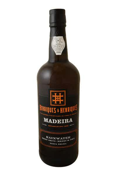 Henriques & Henriques Rainwater Madeira 3 Year