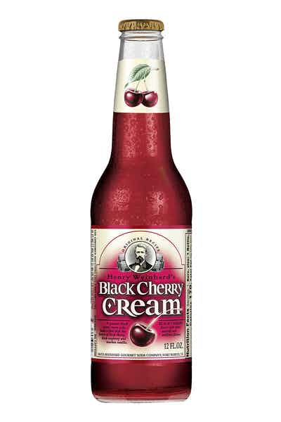 Henry Weinhard's Black Cherry Cream