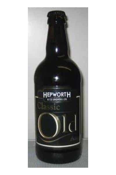 Hepworth Classic Old Ale