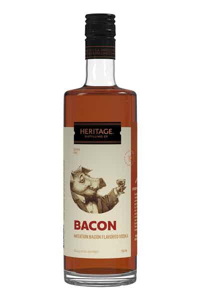 Heritage Distilling Co. Bacon Vodka