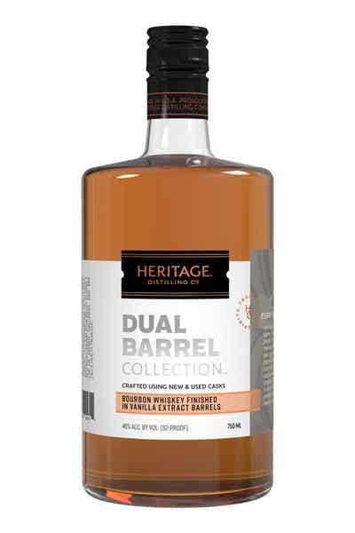 Heritage Distilling Co. Dual Barrel Bourbon