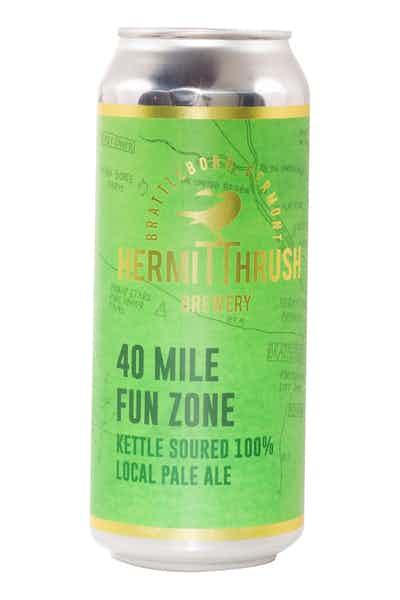 Hermit Thrush 40-Mile Fun Zone