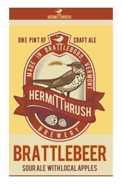 Hermit Thrush Brattlebeer