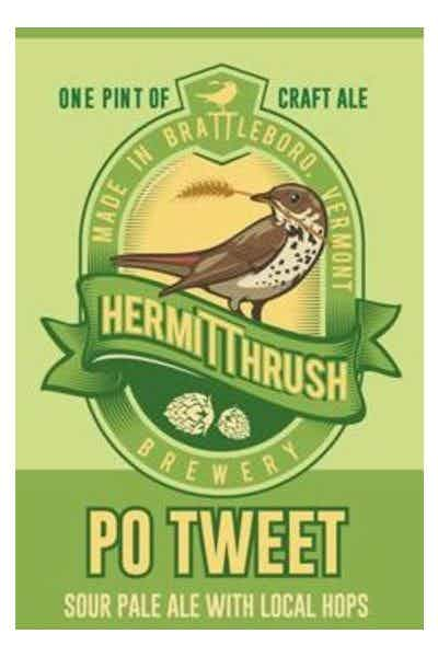 Hermit Thrush Po Tweet Sour Ale