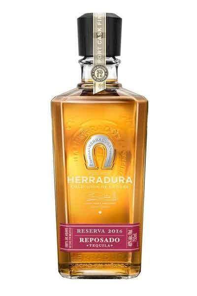 Herradura Reposado Tequila Coleccion de la Casa Port