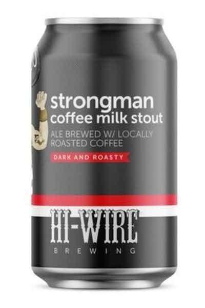 Hi-Wire Strongman Coffee Milk Stout