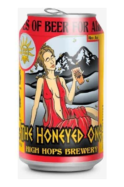 High Hops The Honeyed One American Red