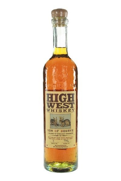 High West Son of Bourye