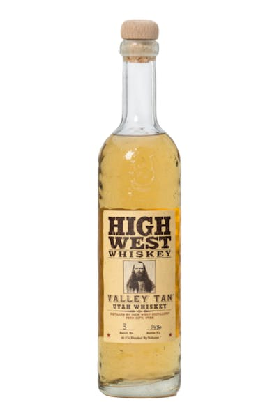 High West Valley Tan Whiskey