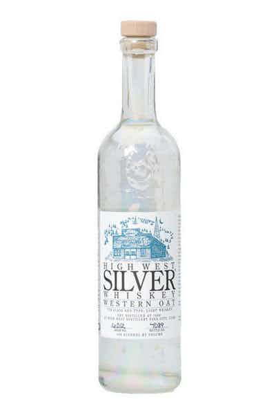 High West Silver Oat Whiskey