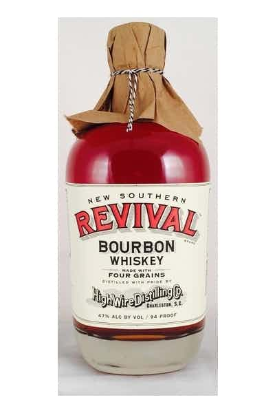 High Wire New Southern Revival Four Grain Bourbon