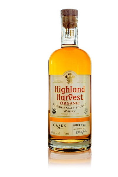 Highland Harvest Scotch Whisky 7 Casks