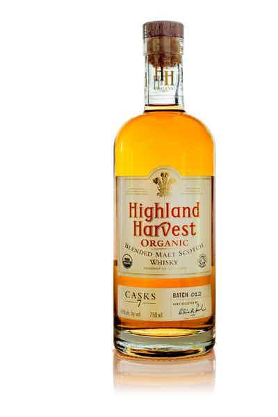 Highland Harvest Scotch Whisky 7 Casks