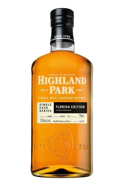 Highland Park Single Cask Series Florida Edition