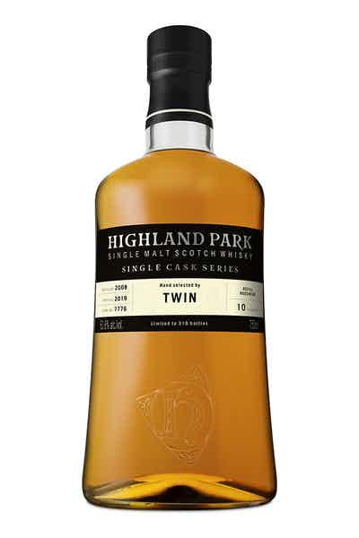 Highland Park Single Cask Series Twin Edition