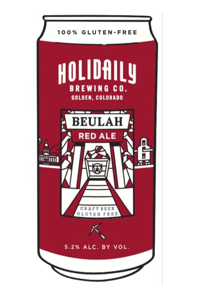 Holidaily Brewing Beulah Red Ale