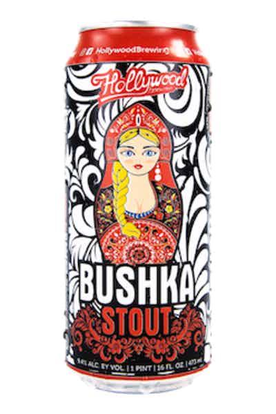 Hollywood Brewing Co. Bushka Stout