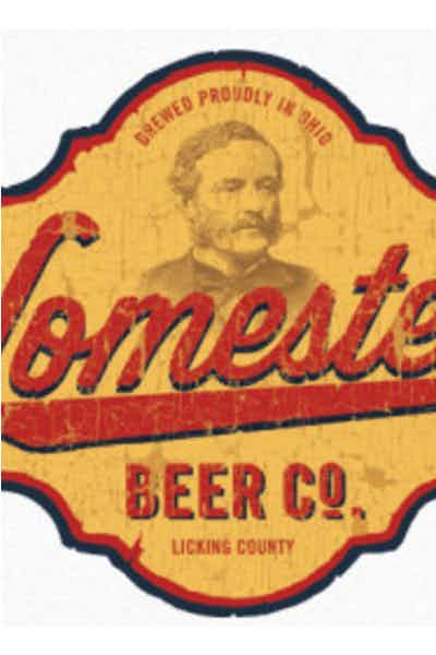 Homestead Tenpenny Amber Ale