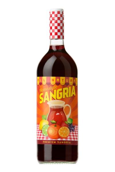Homestyle Sangria