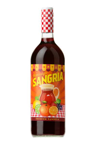 Homestyle Sangria