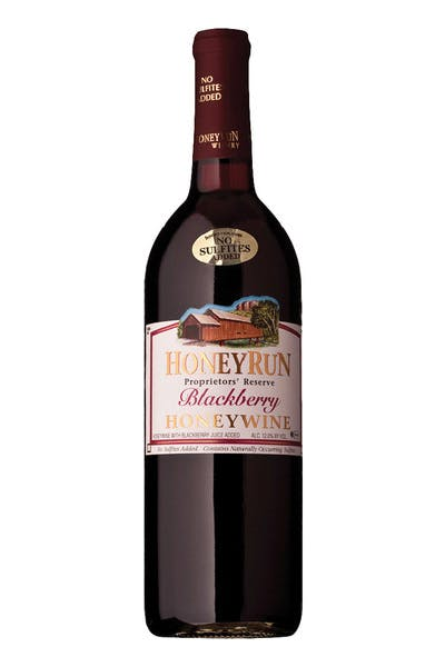 Honeyrun Blackberry Mead