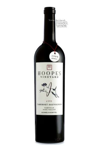 Hoopes Napa Valley Cabernet