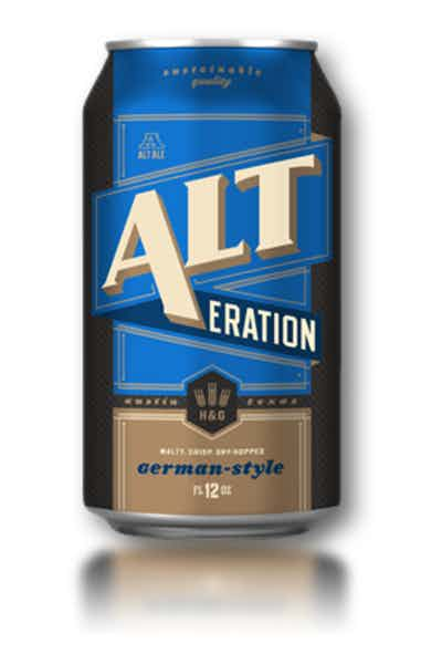 Hops & Grain Alt-Eration