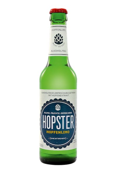 Hopster Tonic Hop Soda