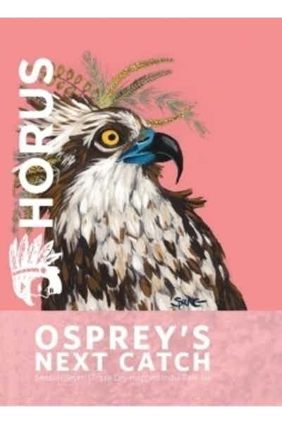 Horus Osprey's Next Catch