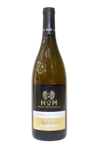 House Of Mandela Chardonnay