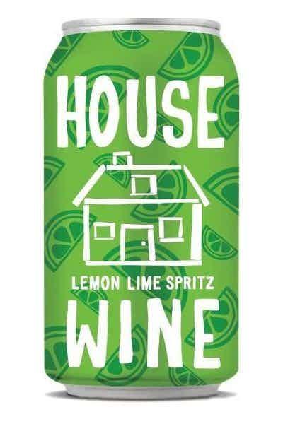 House Wine Lemon Lime Spritz Can