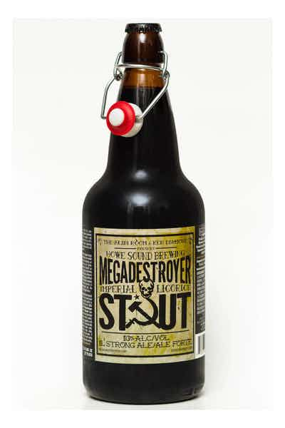 Howe Sound Megadestroyer Imperial Licorice Stout