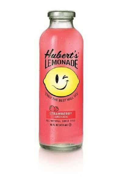 Hubert's Strawberry Lemonade