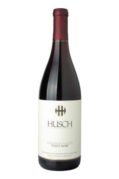 Husch Anderson Valley Pinot Noir