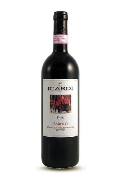Icardi Barolo Parej